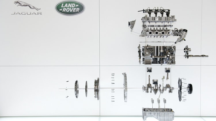 land rover engine diagrams land rover gives discovery sport new ingenium diesel power w land rover discovery sport ingenium diesel engine diagrams