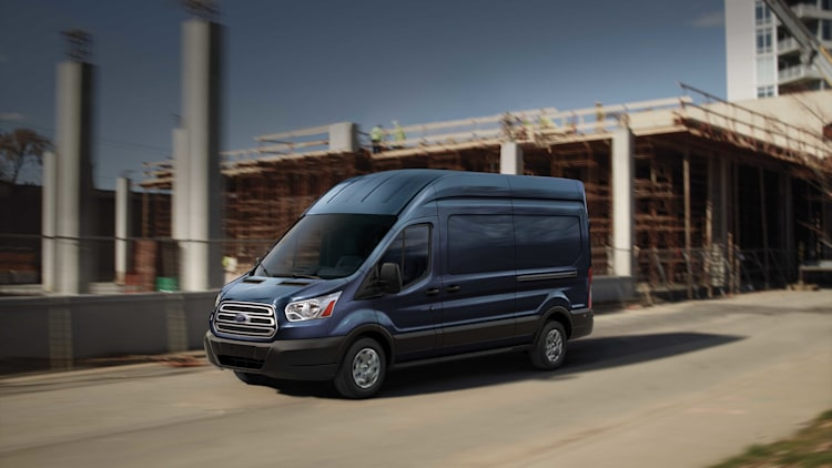 Ford Updates Transit Lineup For 2016 Autoblog
