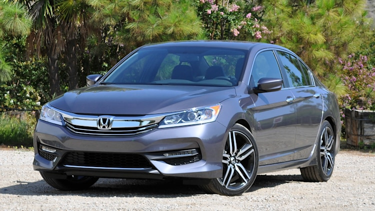 2016 Honda Accord Ex L Review