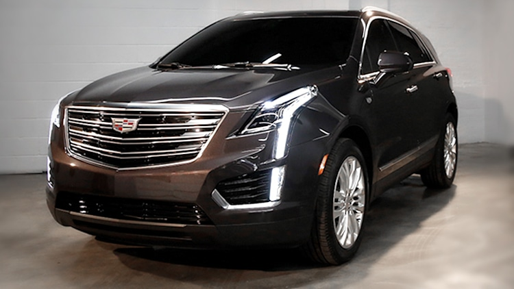 Cadillac previews upcoming new XT5 crossover [UPDATE ...