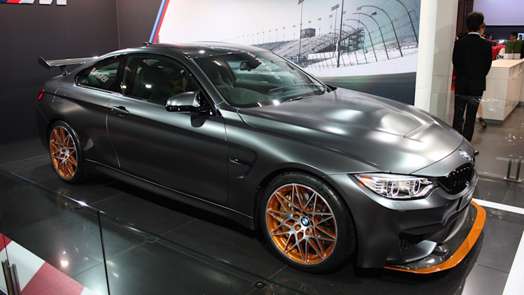 BMW M4 Gts For Sale >> 2016 BMW M4 GTS hidden in plain view in Tokyo - Autoblog