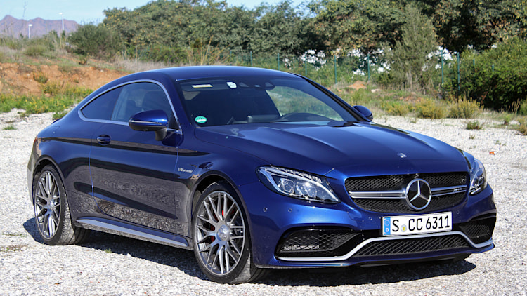 2017 mercedes amg c63 coupe first drive photo gallery autoblog. Black Bedroom Furniture Sets. Home Design Ideas