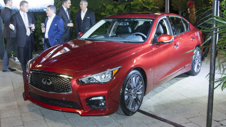 2016 infiniti q50 red sport 400 live images photo gallery autoblog. Black Bedroom Furniture Sets. Home Design Ideas