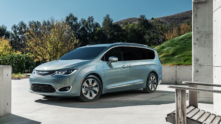 Image result for hybrid pacifica cost