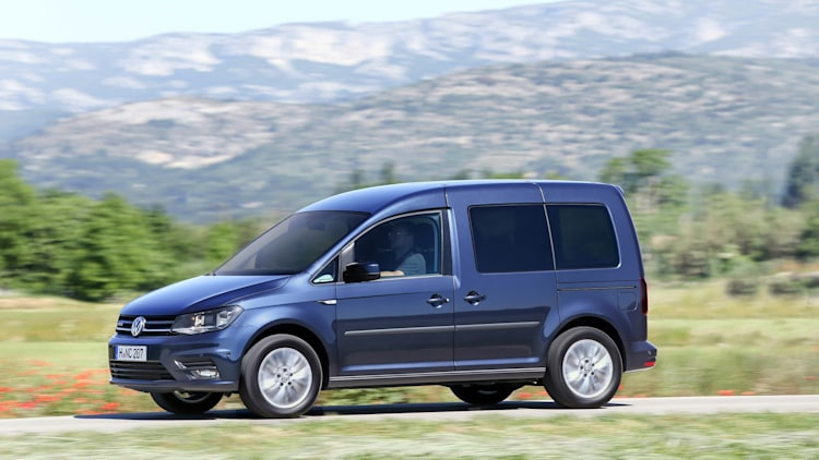 2017 volkswagen caddy tgi bluemotion photo gallery autoblog. Black Bedroom Furniture Sets. Home Design Ideas