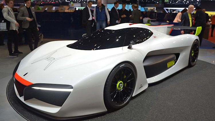 Pininfarina H2 Speed Concept: Pininfarina Will Sell You A Bonkers H2 Speed Concept For