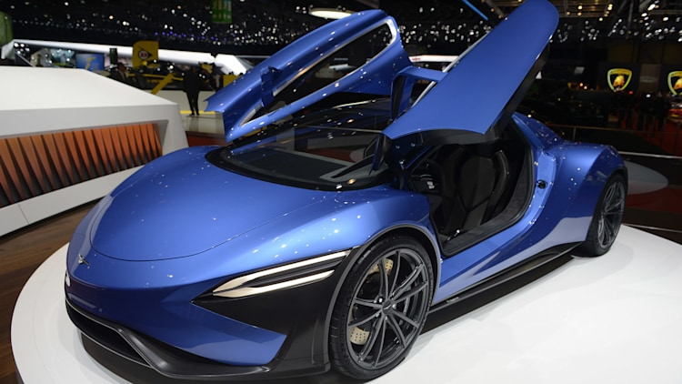 2016 Techrules At96 Trev Supercar Concept: Techrules AT96 And GT96 TREV Concepts Seem Too Good To Be