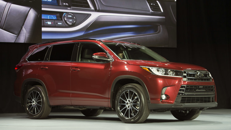 2017 highlander - Page 5 - Club Lexus Forums