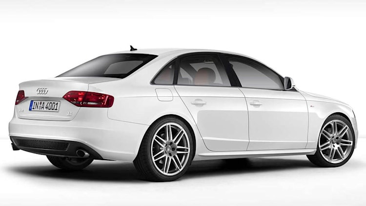 New Audi A4 S-line Photo Gallery - Autoblog