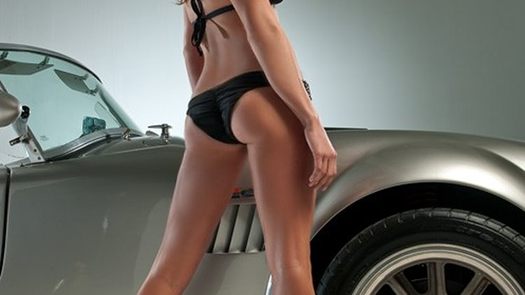 Minivan For Sale >> 2009 Sports Illustrated Swimsuit Issue: Danica Patrick ...