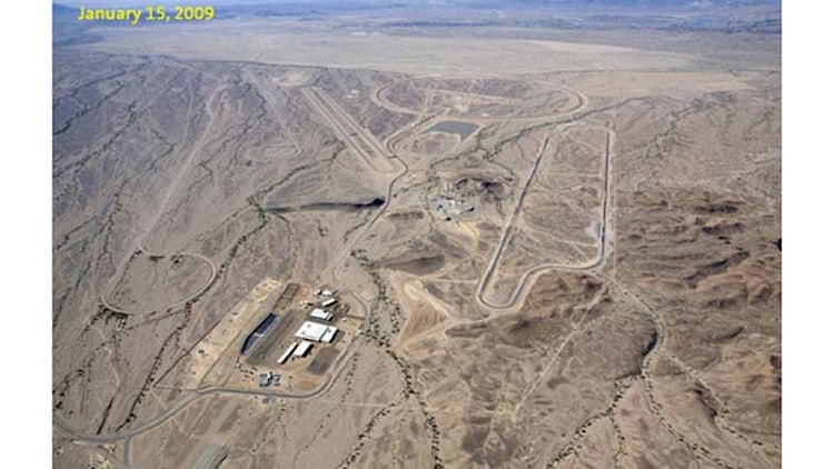 Gm And Army Open Up New Test Facility On Yuma Proving