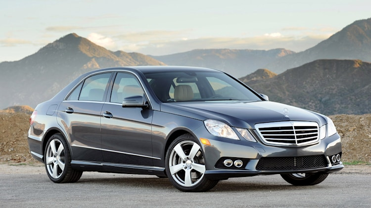 2012 mercedes benz e class getting upgraded v6 twin turbo v8 autoblog. Black Bedroom Furniture Sets. Home Design Ideas