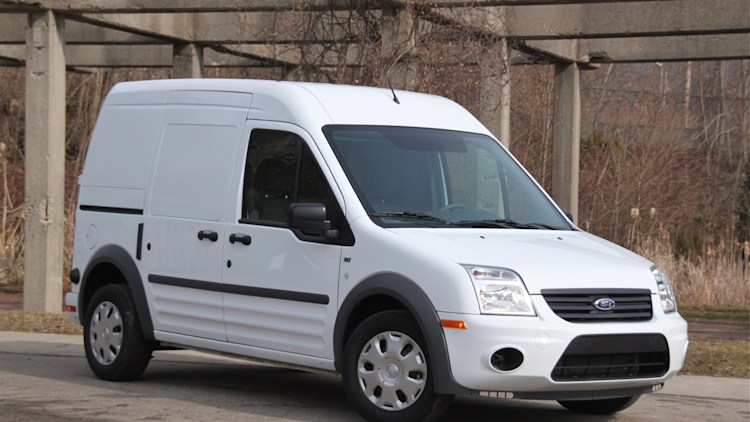 Review 2010 Ford Transit Connect Arrives Ready For Work