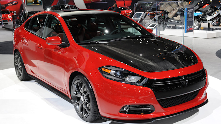 2013 dodge dart gts 210 tribute pays homage to sporty compacts of yore autoblog. Black Bedroom Furniture Sets. Home Design Ideas