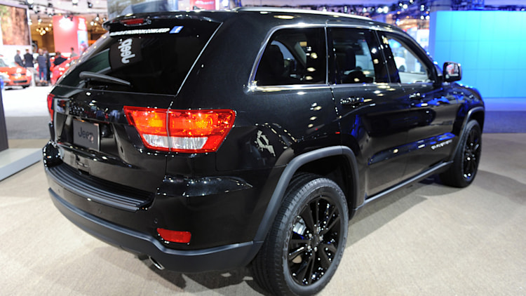 Jeep climbs to higher Altitude with murdered-out specials ...