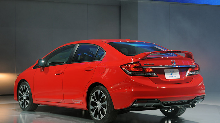 2013 honda civic si la 2012 photo gallery autoblog. Black Bedroom Furniture Sets. Home Design Ideas