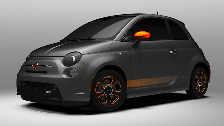 2013 fiat 500e finally ready to rock down to electric orange avenue autoblog. Black Bedroom Furniture Sets. Home Design Ideas