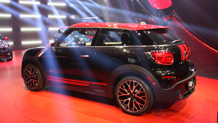 mini john cooper works paceman 2016 all access racing team. Black Bedroom Furniture Sets. Home Design Ideas
