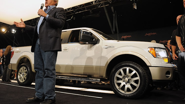 Ford Certified Pre Owned >> George W. Bush's 2009 Ford F-150 fizzles with $300,000 bid at Barrett-Jackson [UPDATE: w/video ...