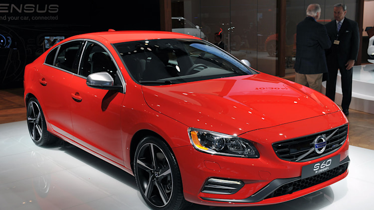 2014 volvo s60 r design new york 2013 photo gallery autoblog. Black Bedroom Furniture Sets. Home Design Ideas