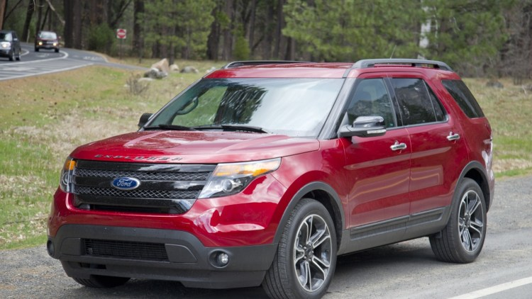2013 Ford Explorer Sport For Sale >> NHTSA probing Ford Explorers on reports of exhaust fumes in the cabin - Autoblog