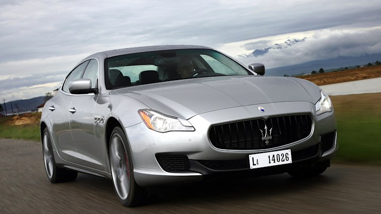 2014 maserati quattroporte s q4 w video autoblog. Black Bedroom Furniture Sets. Home Design Ideas