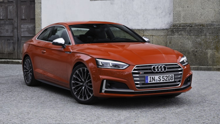 2017 audi s5 first drive autoblog. Black Bedroom Furniture Sets. Home Design Ideas