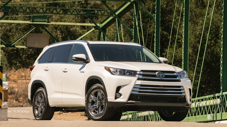 2017 Toyota Highlander Limited Platinum Photo Gallery - Autoblog