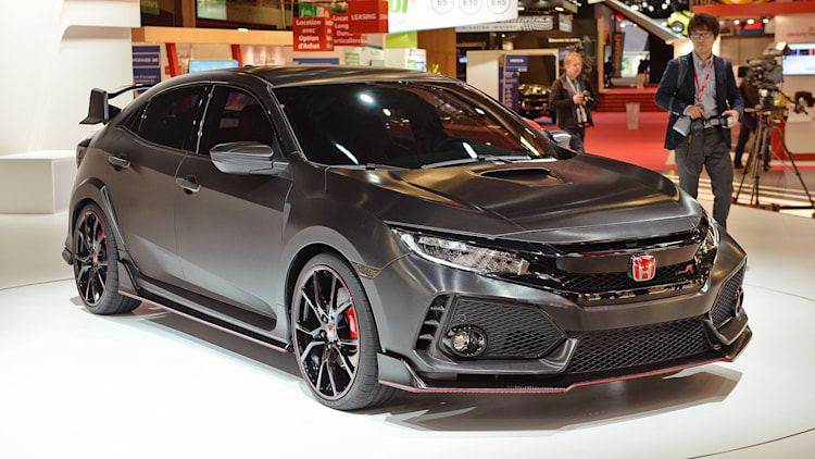 the glorious return of the civic type r autoblog. Black Bedroom Furniture Sets. Home Design Ideas