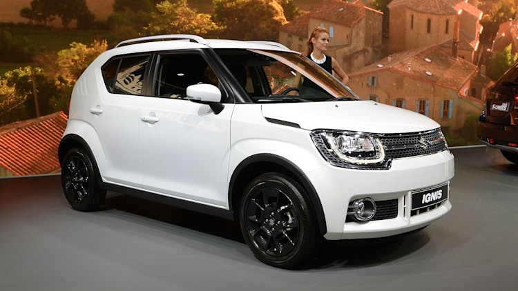 2017 suzuki ignis paris 2016 photo gallery autoblog. Black Bedroom Furniture Sets. Home Design Ideas