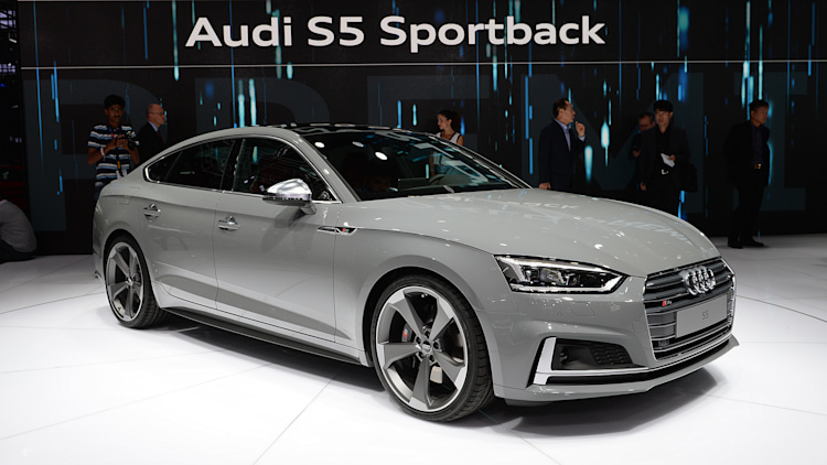 2017 audi s5 sportback paris 2016 photo gallery autoblog. Black Bedroom Furniture Sets. Home Design Ideas