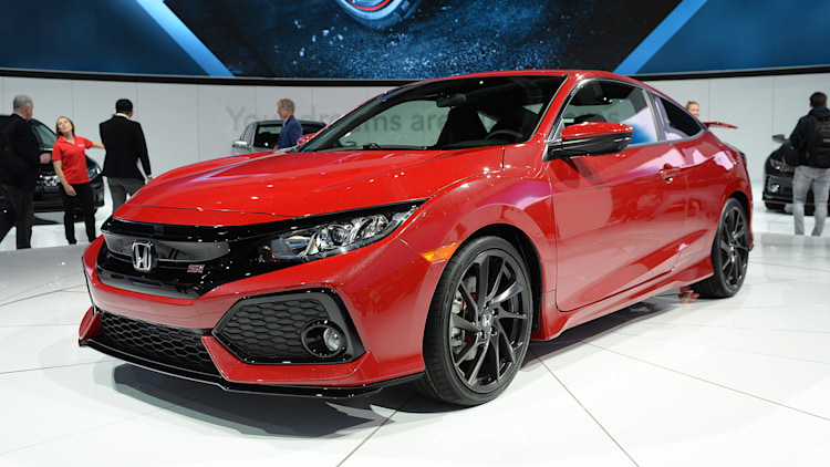 2016 honda civic si - photo #29