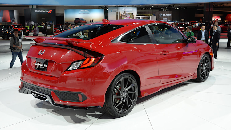 2017 Honda Civic Si fills the performance gap between Sport and Type R ...
