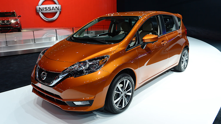 Image result for 2017 Nissan Versa Note