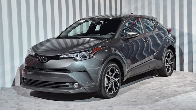 2018 Toyota C-HR brings a dose of Scion to a new ...