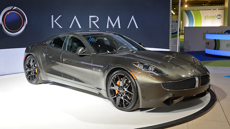 2017 Karma Revero: Detroit 2017 Photo Gallery - Autoblog