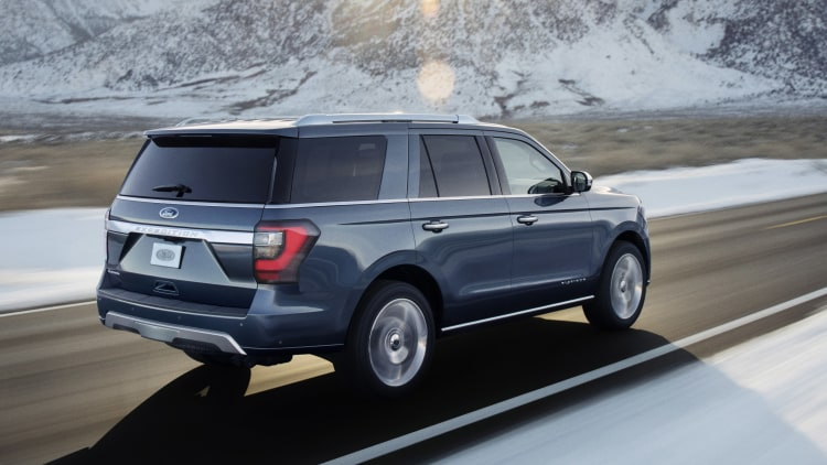 2018 Ford Expedition and Expedition Max Photo Gallery ...