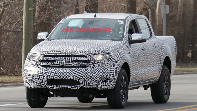 19 ford ranger spied svtperformance httpautoblog201702142019 ford ranger spy shots americaslide 4441873 publicscrutiny Image collections
