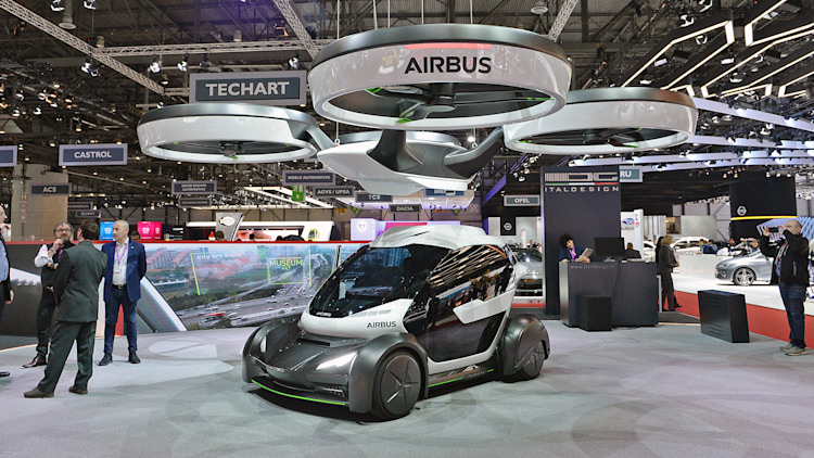 airbus and italdesign 39 s pop up is either flying or a car autoblog. Black Bedroom Furniture Sets. Home Design Ideas