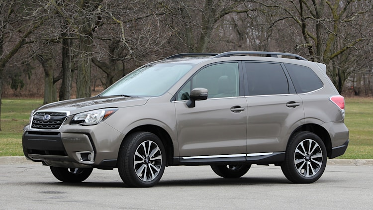 2017 Subaru Forester 2.0XT Touring: Review Photo Gallery ...