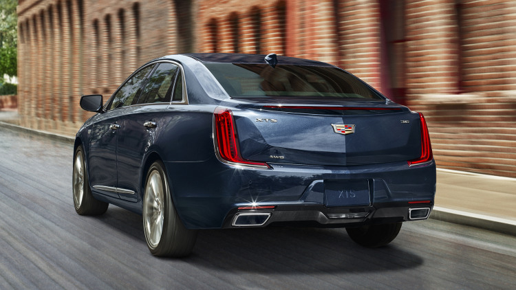 2018 Cadillac XTS does its best CT6 impression - Autoblog