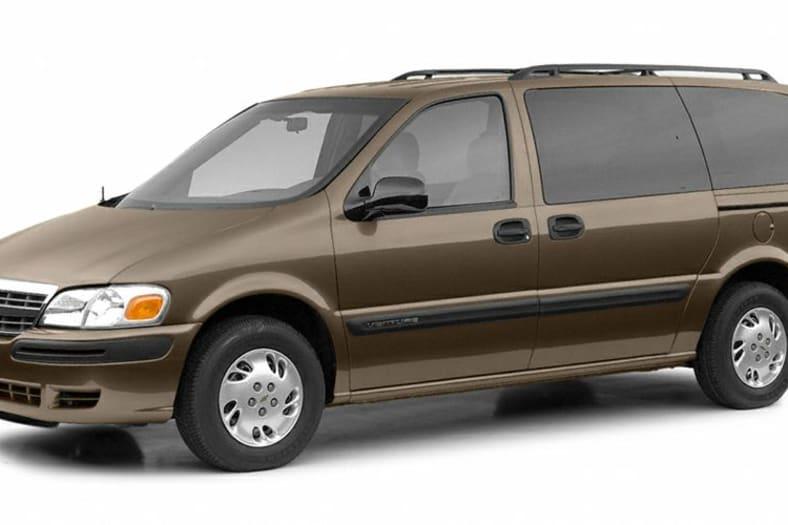 2002 Chevrolet Venture Information