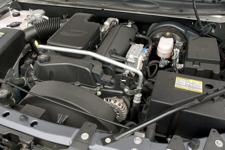 2005 Chevrolet TrailBlazer Pictures