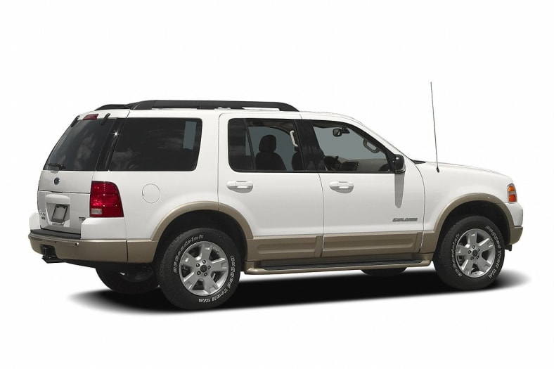 2005 Ford Explorer Pictures