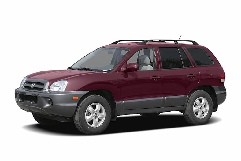 2005 hyundai santa fe gls w 3 5l front wheel drive pictures. Black Bedroom Furniture Sets. Home Design Ideas