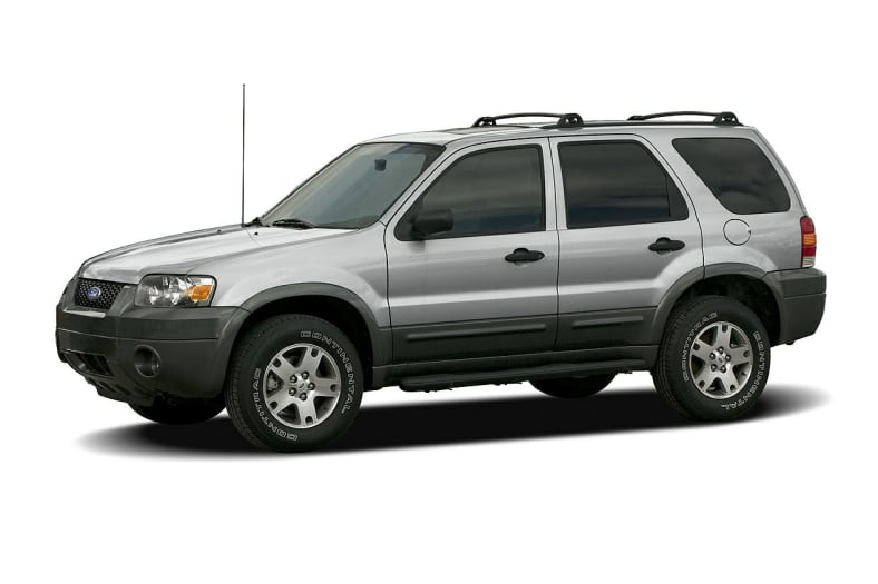 2006 Ford Escape Information