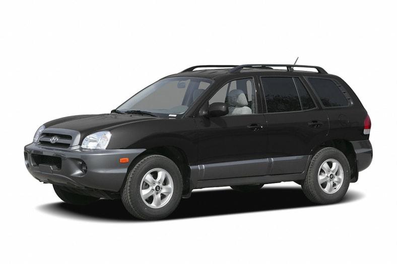 Hyundai Santa Fe 2006 : 2006 hyundai santa fe information ~ Medecine-chirurgie-esthetiques.com Avis de Voitures