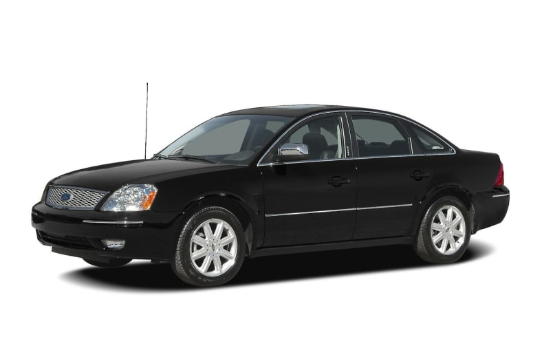 2007 ford five hundred sel 4dr front wheel drive sedan information. Black Bedroom Furniture Sets. Home Design Ideas