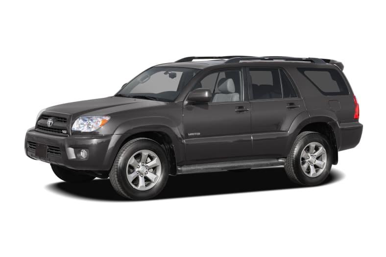 2007 Toyota 4runner Information