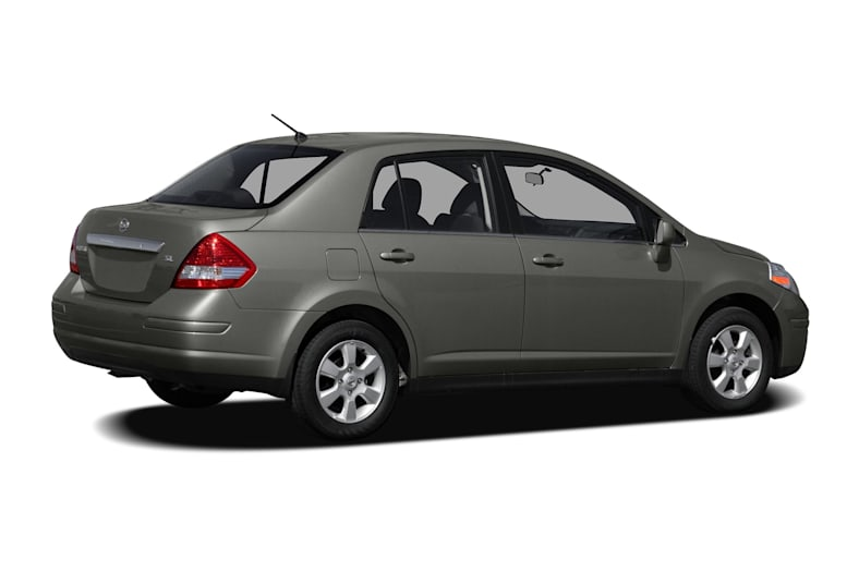 2008 nissan versa 1 8s 4dr sedan pictures. Black Bedroom Furniture Sets. Home Design Ideas